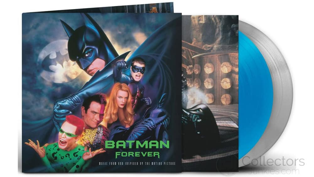 """""""Batman Forever"""" Music from and inspired by the Original Motion Picture Soundtrack   ab September 2021"""