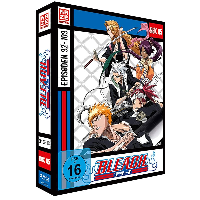 """""""Bleach"""" – fünftes Volme auf Blu-ray für 27,36€"""