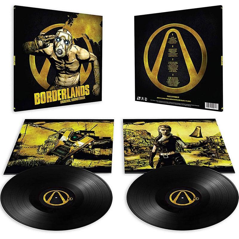 """Borderlands"" Original Soundtrack im Doppel-Vinyl Set für 31,50€"