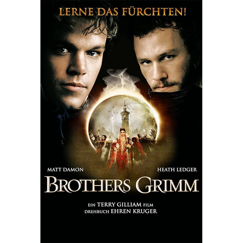 """Brothers Grimm"" ab Oktober in 4 Blu-ray Mediabooks"