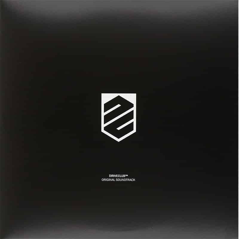 """Drive Club"" Original Soundtrack im 2 LP-Set für 10,61€"