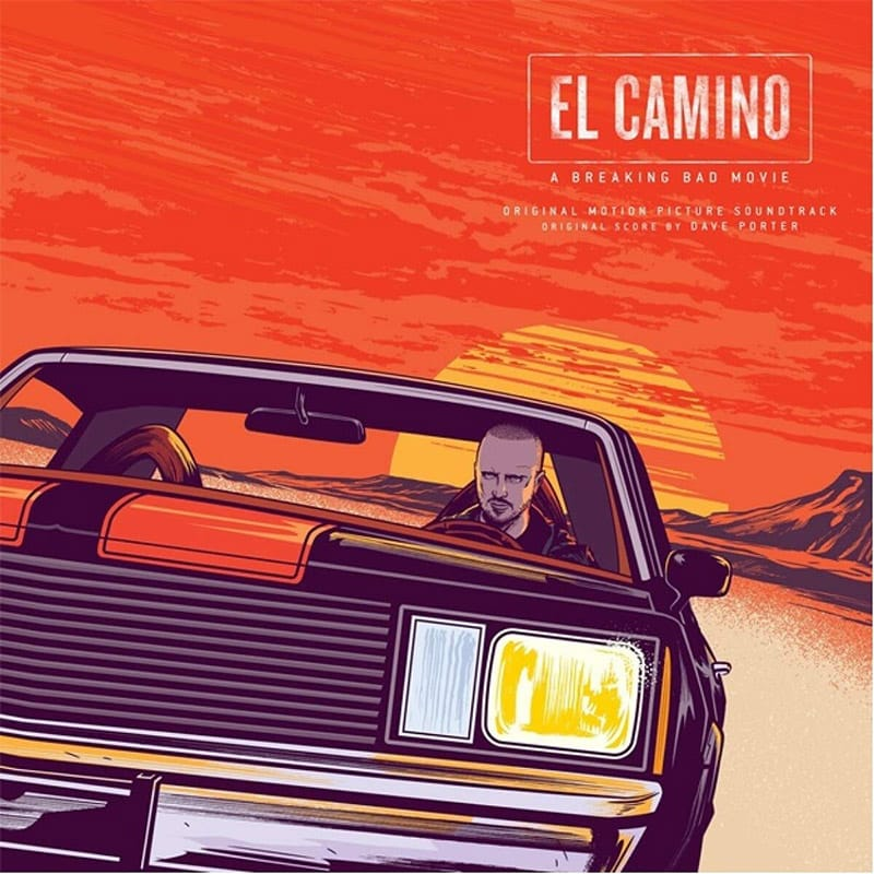 El Camino: a Breaking Bad Movie – Original Motion Picture Soundtrack auf Vinyl für 22,87€