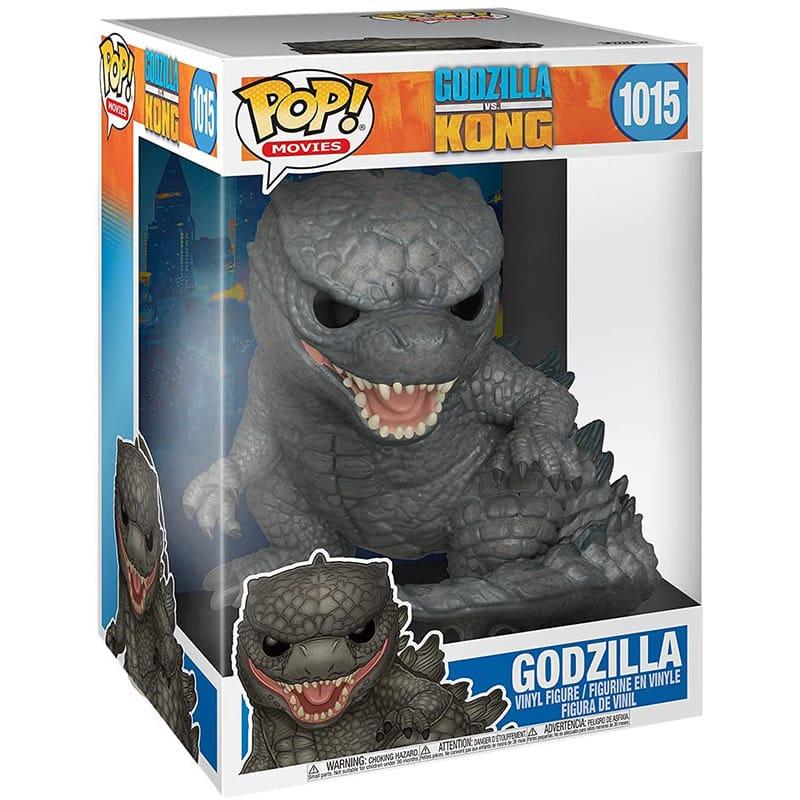 """""""Godzilla vs Kong"""" Funko Pop Figur – Godzilla Super Sized für 18,45€"""