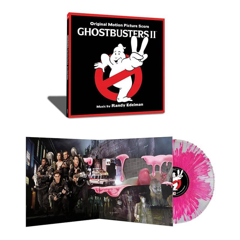 """Ghostbusters II"" Original Motion Picture Score auf Vinyl   ab Oktober 2021 – Update"