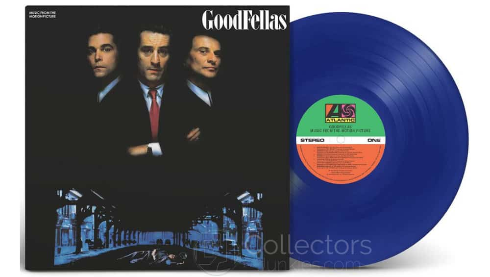 """""""Goodfellas"""" Music form the Motion Picture auf Vinyl   ab September 2021"""