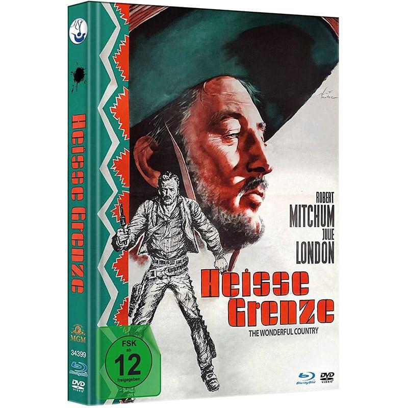 """Heiße Grenze"" im Blu-ray Mediabook (inkl. DVD) für 9,99€"
