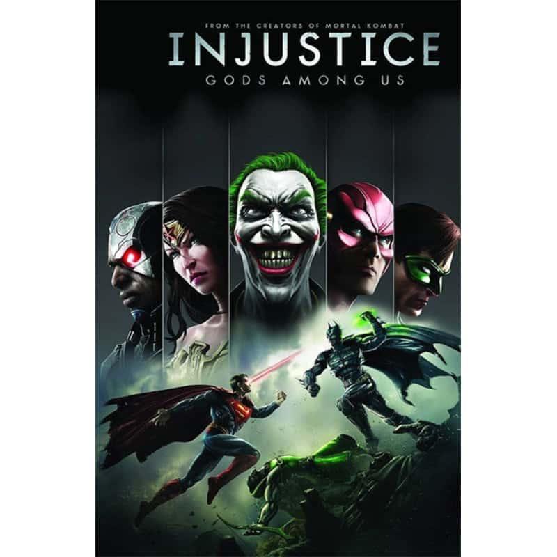 """Justice League : Injustice"" ab Oktober im Blu-ray Steelbook (FR)"