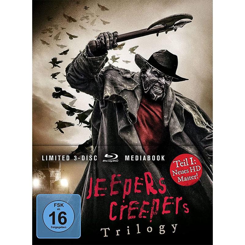 """Jeepers Creepers Trilogy"" ab Oktober im Blu-ray Mediabook (Teil 1 mit neuem HD-Master) – Update"
