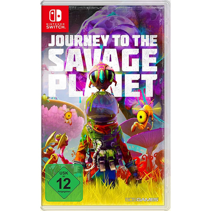Journey to the Savage Planet für Nintendo Switch für 22,99€
