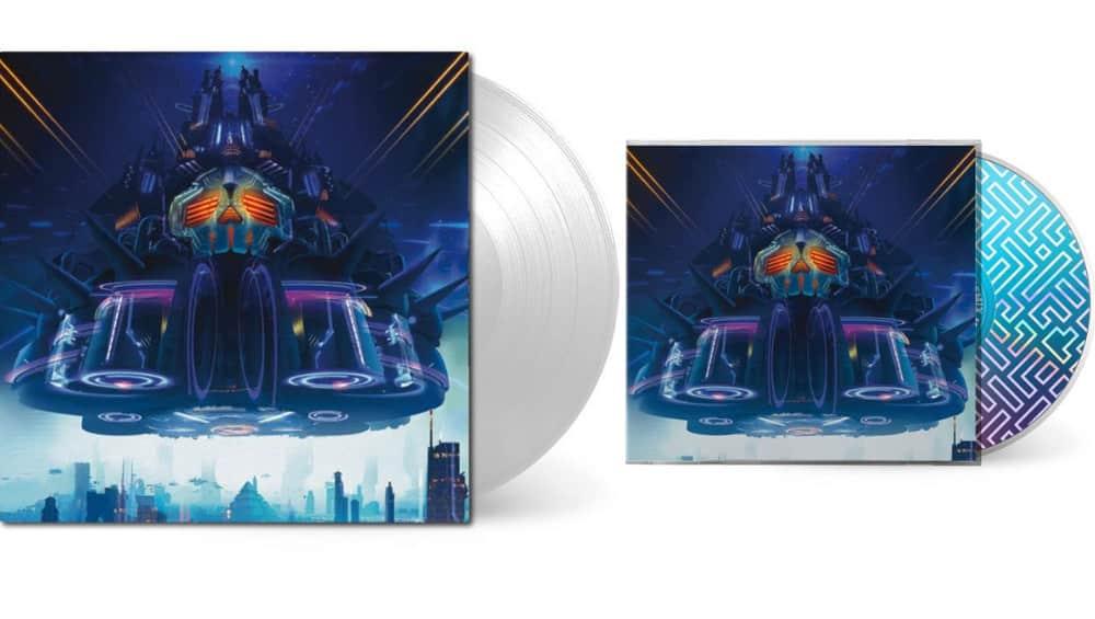 """""""MEGA REMIX MAN.EXE"""" ab August 2021 auf Vinyl und CD"""