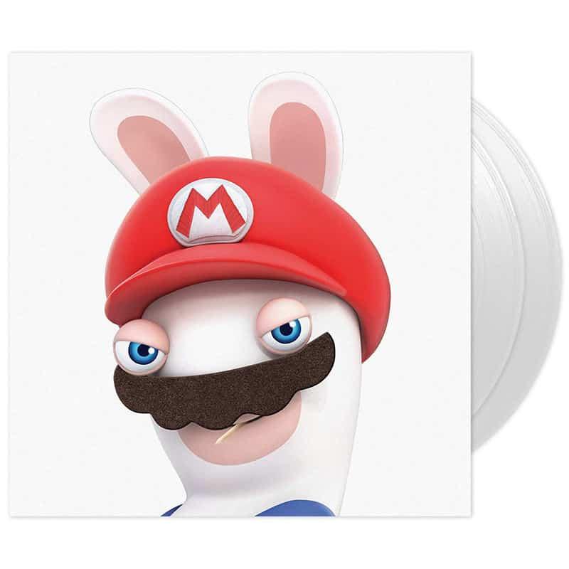 """""""Mario & Rabbids Kingdom Battle"""" Video Game Soundtrack auf Vinyl für 23,10€"""
