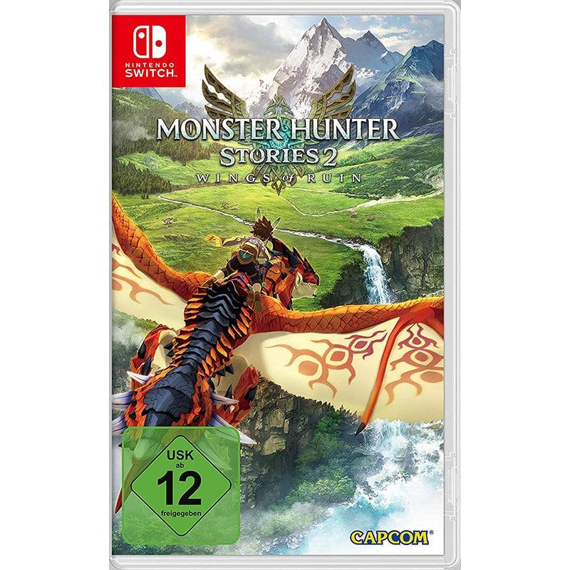"""""""Monster Hunter Stories 2: Wings of Ruin"""" Collectors Edition, amiibos und weitere Varianten für die Nintendo Switch   ab Juli 2021"""