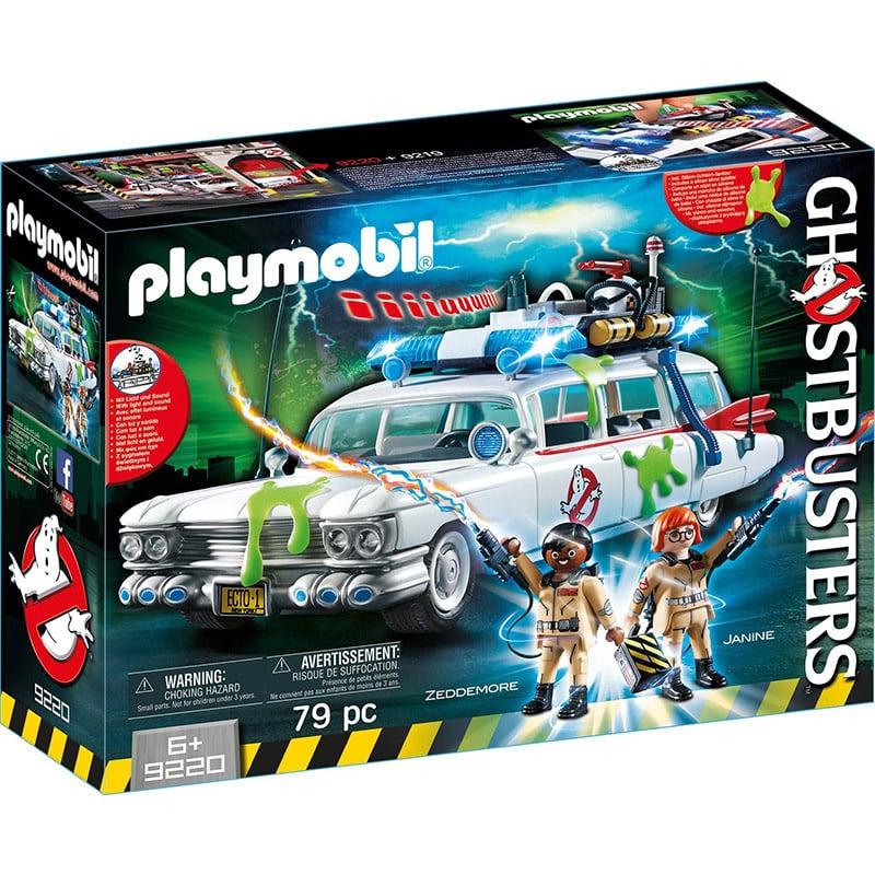 Playmobil Ghostbusters 9220 Ecto-1 für 33,99€