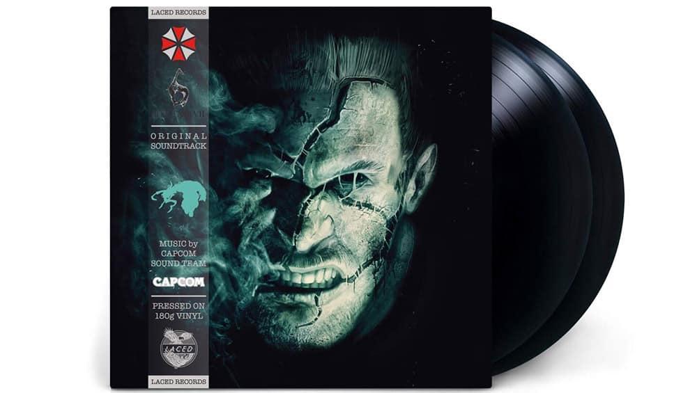"""""""Resident Evil 6"""" Original Game Soundtrack (remastered) im Doppel-Vinyl Set für 29,19€"""