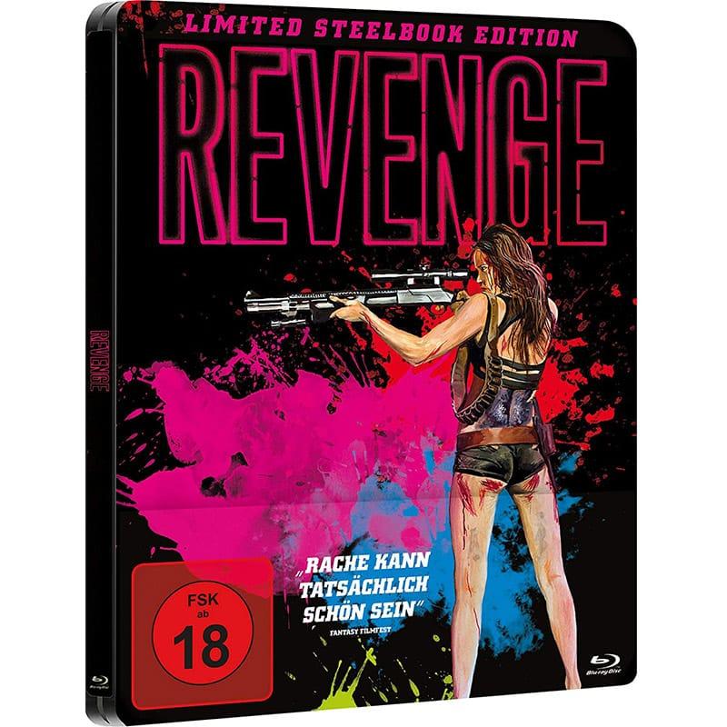 """""""Revenge"""" im Blu-ray Steelbook für 13,99€"""