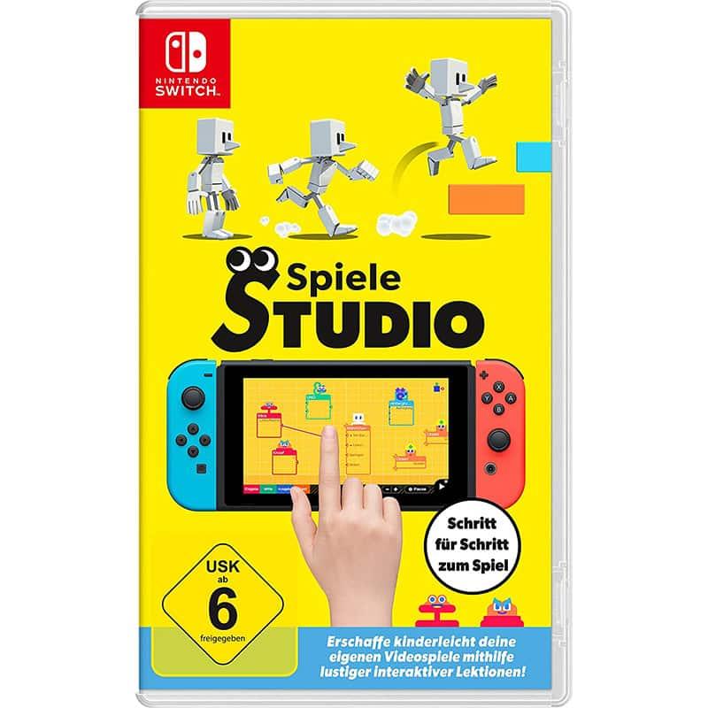 """""""Spielestudio"""" ab September für die Nintendo Switch – Update"""
