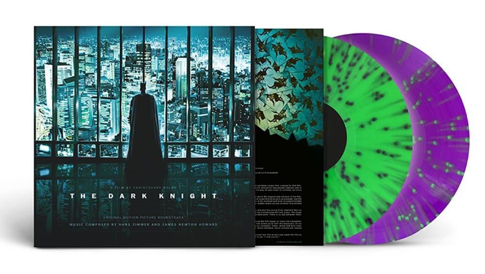 """The Dark Knight"" Original Motion Picture Soundtrack ab September im Doppel-Vinyl Set"