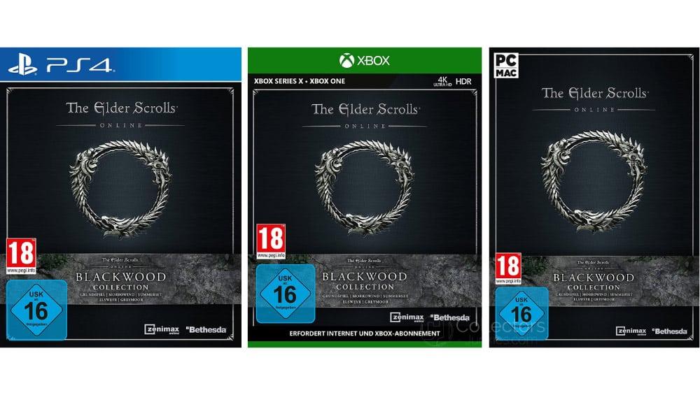 """""""The Elder Scrolls Online Collection: Blackwood"""" für Playstation 4, Xbox One und PC für je 39,99€"""