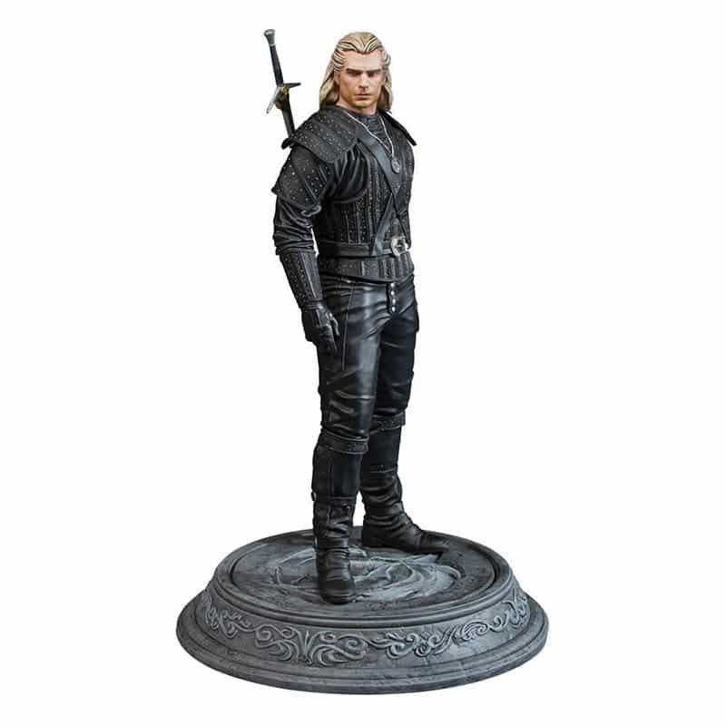 The Witcher: Geralt von Riva 22 cm PVC Statue von Dark Horse