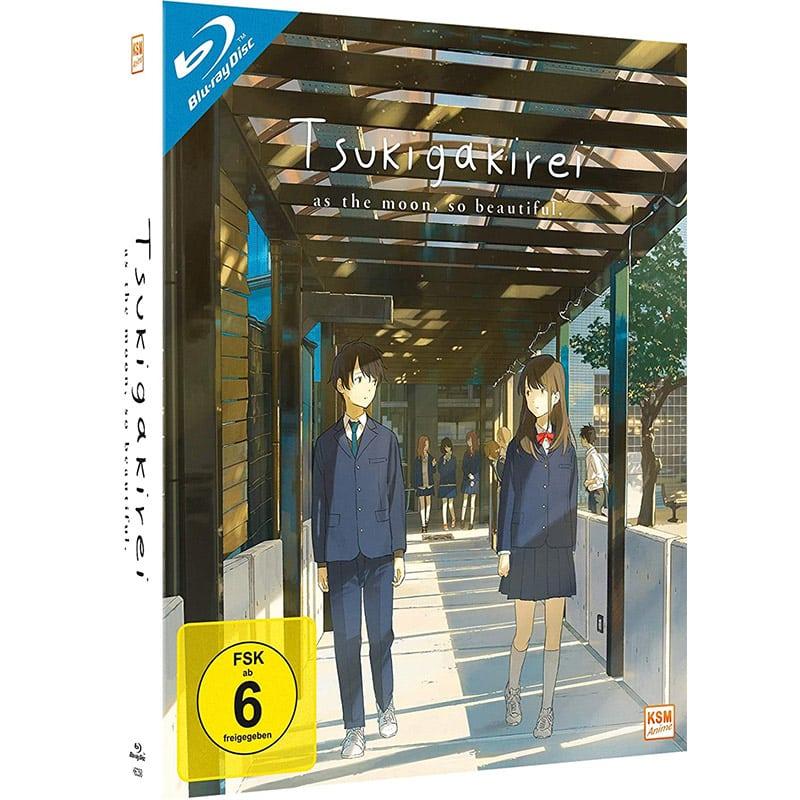 Tsuki Ga Kirei – Gesamtedition auf Blu-ray für 45,99€