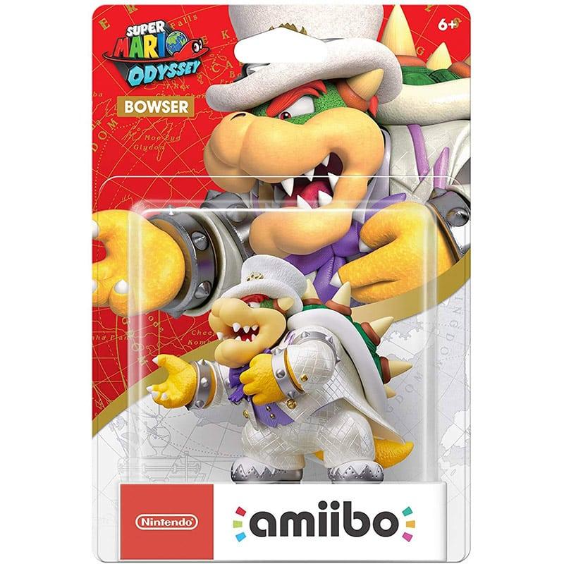 "amiibo Figur ""Bowser"" (Super Mario Odyssey) für 19,99€"