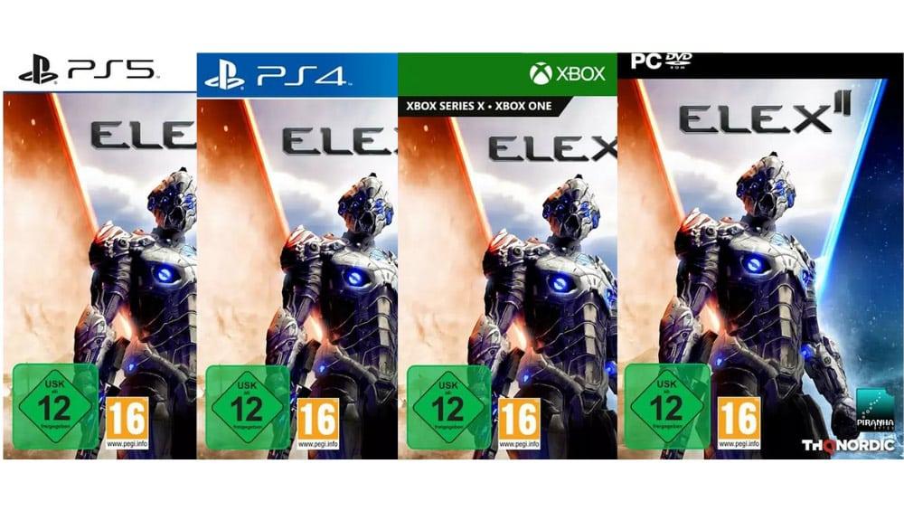 """""""ELEX II"""" erscheint für die Playstation 4/5, Xbox One/ Series X und den PC – Update"""