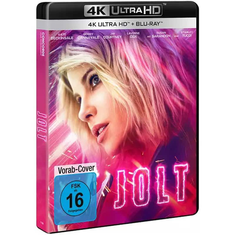 """""""Jolt"""" ab November 2021 auf 4K UHD, Blu-ray und DVD – Update"""