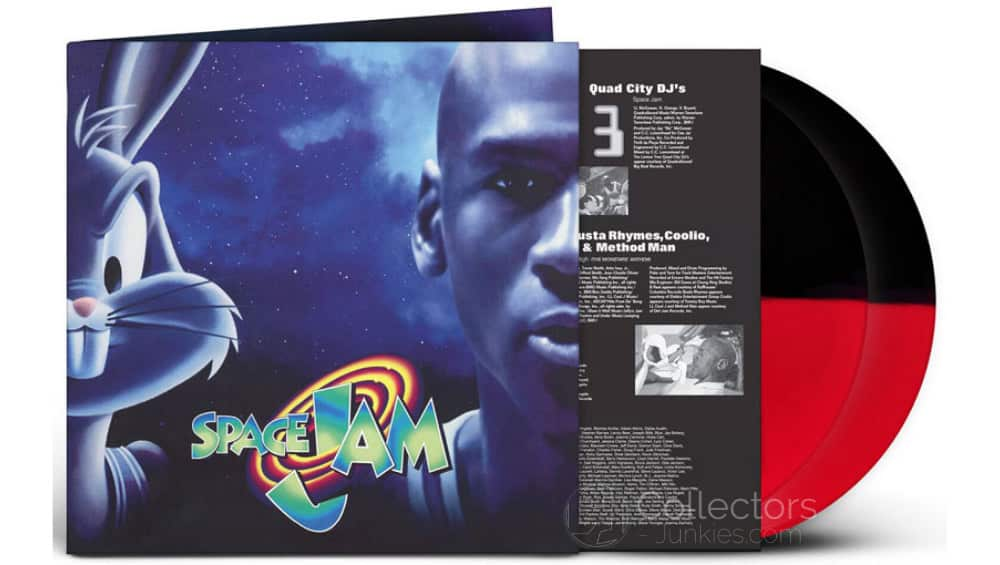 Space Jam – Music From And Inspired By The Motion Picture auf Vinyl   ab September 2021