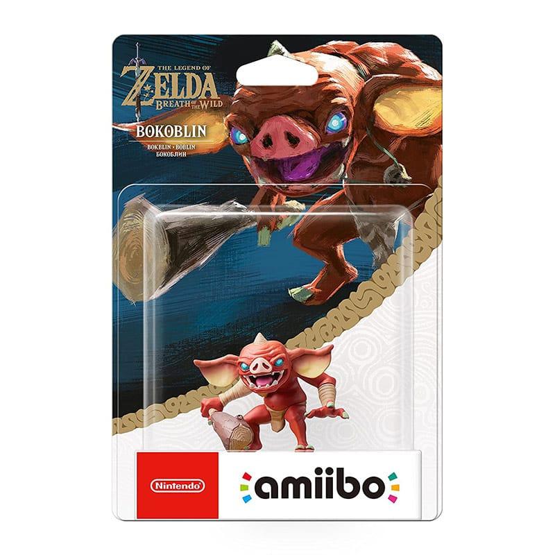 "The Legend of Zelda: Breath of the Wild ""Bokoblin"" amiibo Figur für 19,99€"