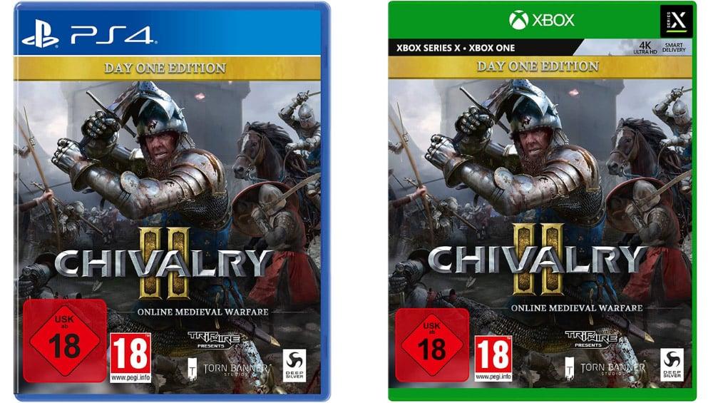"""""""Chivalry 2"""" in der Day One Edition für die Playstation 4, Xbox One und den PC für je 24,99€"""