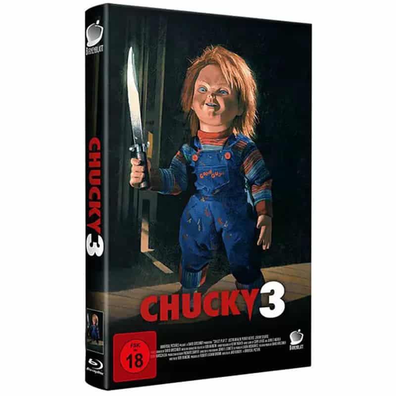 """Chucky 3"" in der Blu-ray Hartbox (inkl. CD) für 12,99€"