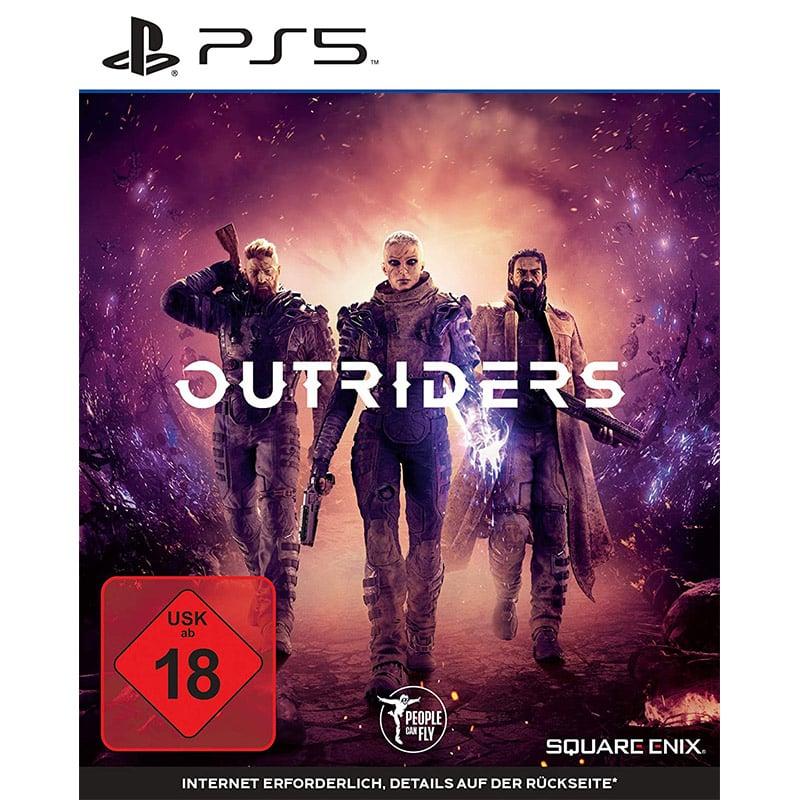 """""""Outriders"""" für die Playstation 5 für 44,99€"""