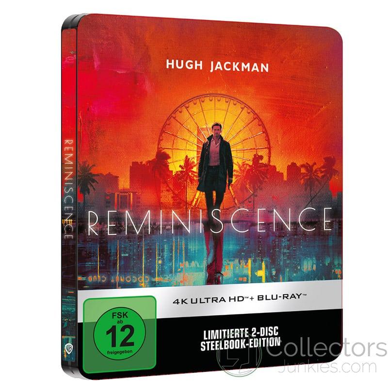 """""""Reminiscence"""" ab 4. Quartal 2021 im 4K Steelbook und als Standard Variante – Update5"""