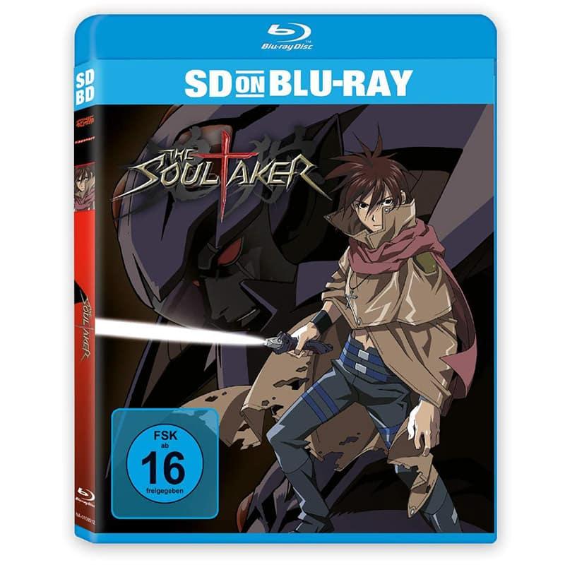 """""""Soultaker"""" Gesamtausgabe im Blu-ray Set (SD on Blu-ray) für 14,97€"""