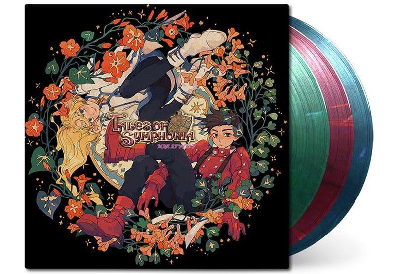 """Tales of Symphonia"" Original Soundtrack ab Mai 2022 im Triple-Vinyl-Set"
