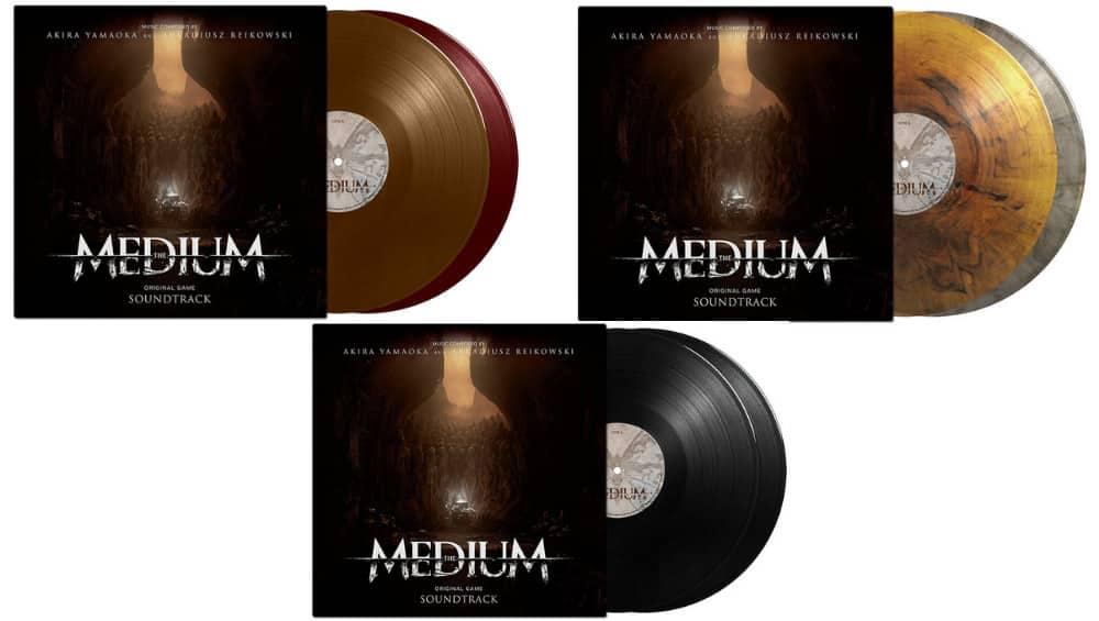 """The Medium"" Original Game Soundtrack in 3 Vinyl Sets und auf CD | ab Oktober 2021 – Update"