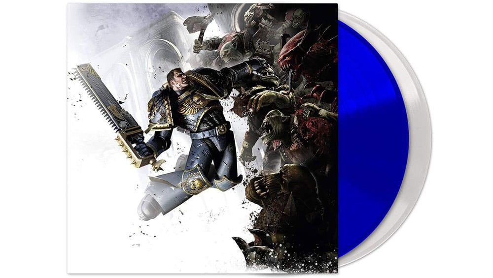 """""""Warhammer 40.000: Space Marine"""" Game Soundtrack im Doppel-Vinyl Set für 21,87€"""