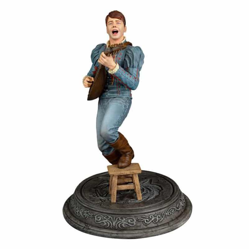 The Witcher: Jaskier 22 cm PVC Statue von Dark Horse   ab 2022