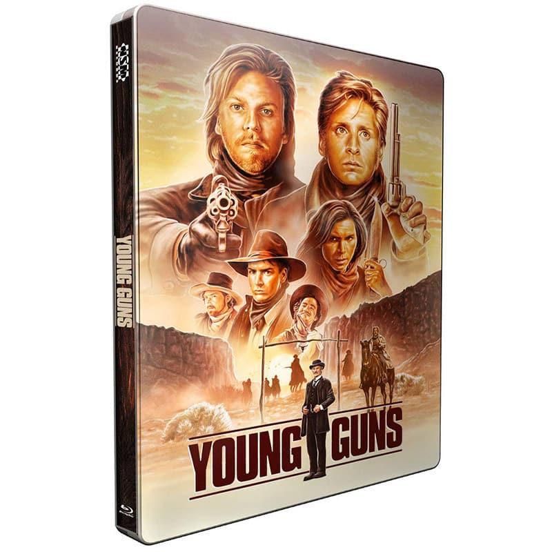 """""""Young Guns"""" im Blu-ray Steelbook für 16,97€"""