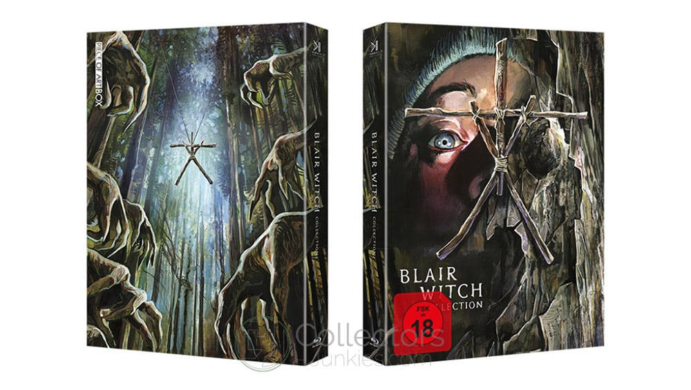 """""""Blair Witch Collection"""" ab Oktober in der Piece of Art Box+ – Update"""