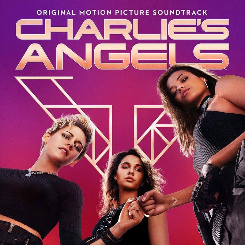 """Charlie's Angels"" Soundtrack im Picture Vinyl Set für 12,99€"