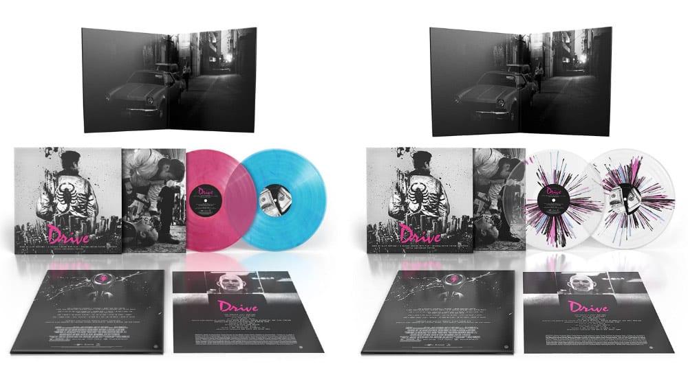 """Drive"" Original Motion Picture Soundtrack in der 10th Anniversary Edition auf Vinyl | ab Oktober 2021 – Update"