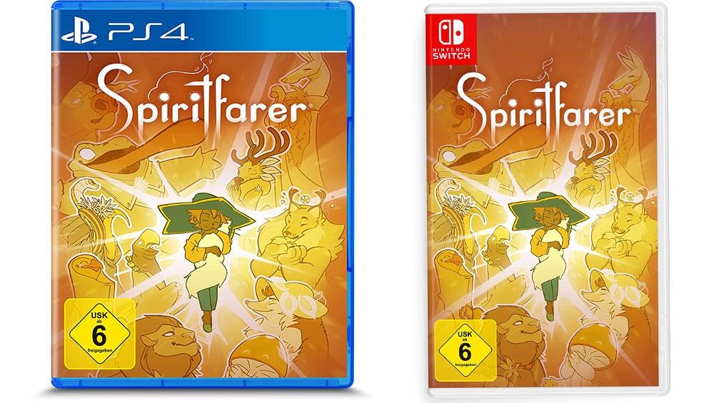 """""""Spiritfarer"""" für die Nintendo Switch für 27,74€ und für Playstation 4 für 22,84€"""