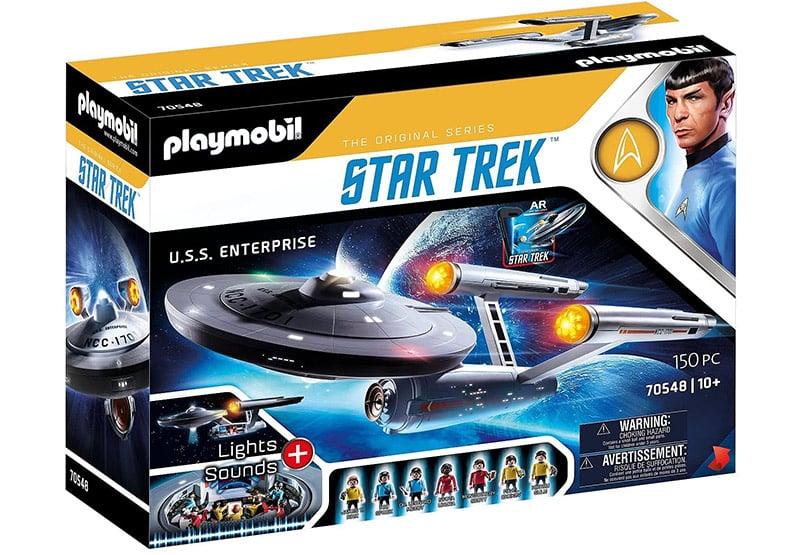 Playmobil: Star Trek – U.S.S. Enterprise NCC-1701  | ab September 2021 – Update