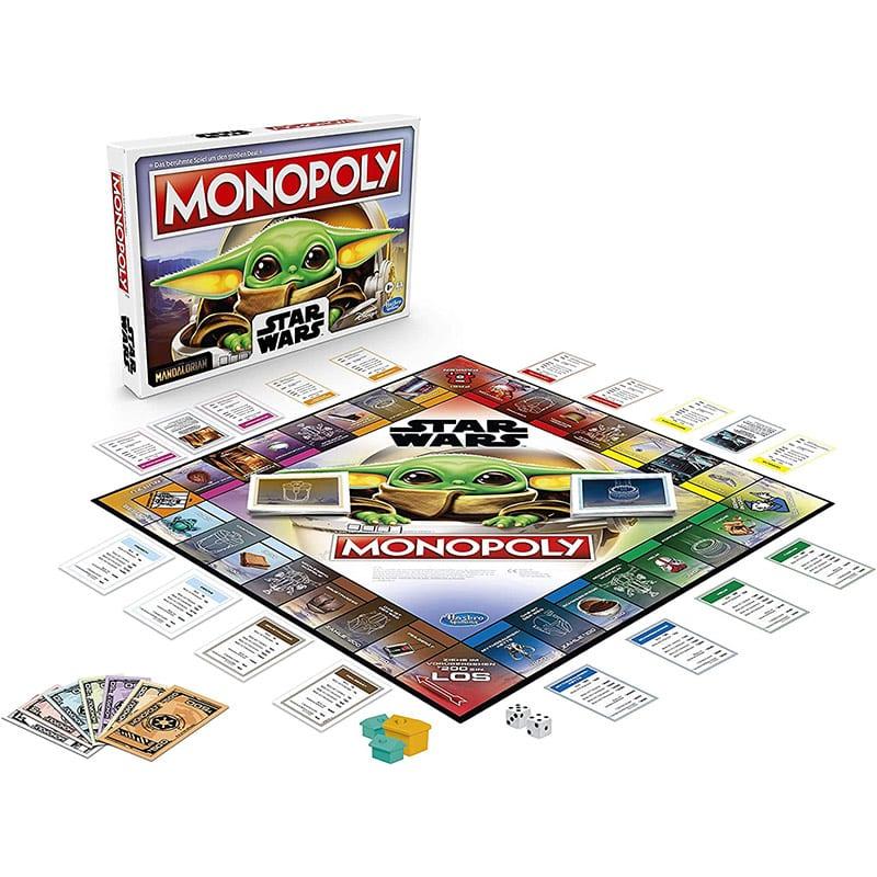"Star Wars: The Mandalorian – Monopoly ""The Child"" Edition für 23,99€"