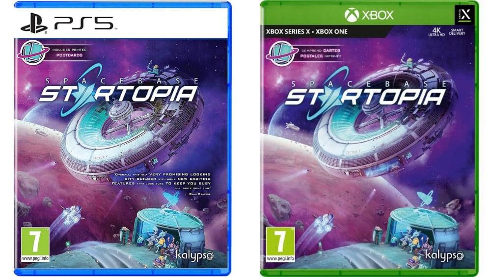"""""""Spacebase Startopia"""" für die Playstation 5 für 23,44€ und für die Xbox One/ Series X für 22,09€ (Spanien)"""