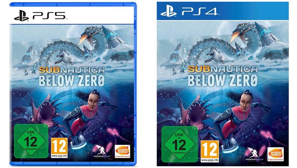 """""""Subnautica: Below Zero"""" für die Playstation 4 und Playstation 5 für je 21,99€"""