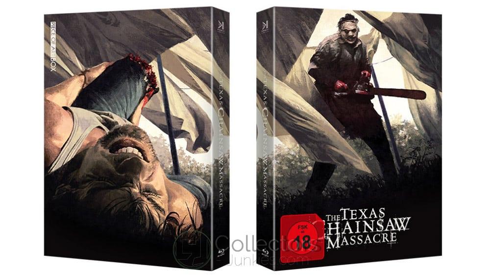 """Michael Bay's Texas Chainsaw Massacre"" ab September in einer Piece of Art Box – Update2"