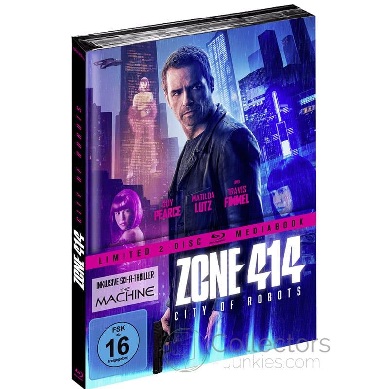 "Sci-Fi-Thriller ""Zone 414"" ab November 2021 im Blu-ray Mediabook – Update2"