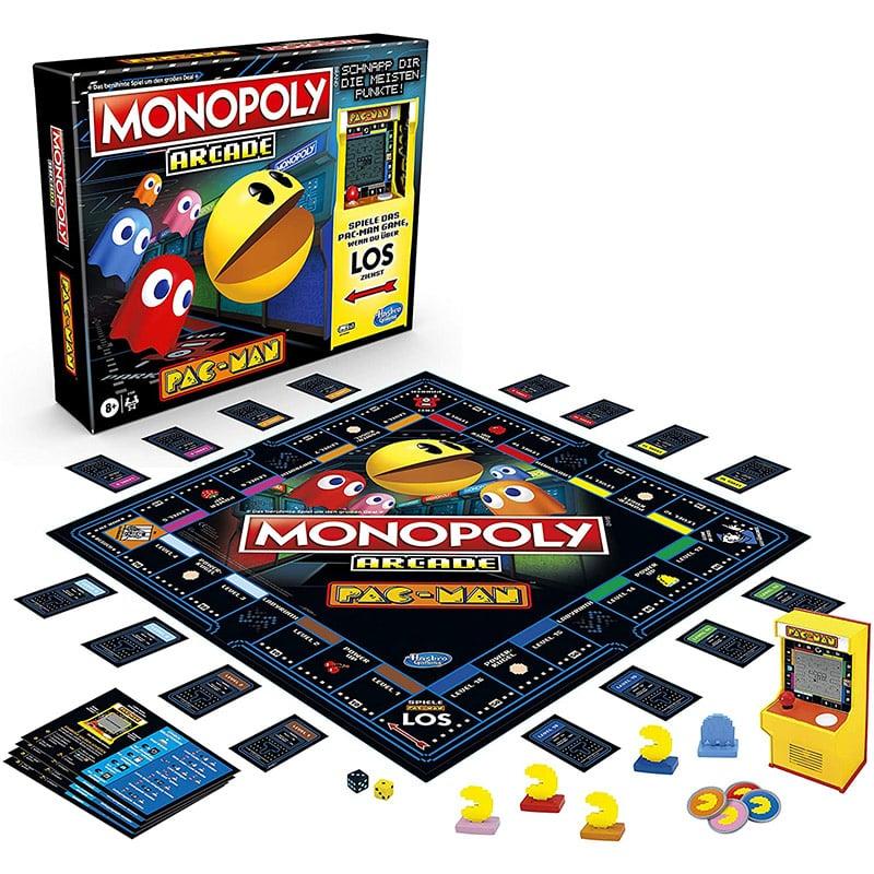 """""""Monopoly"""" in der Arcade Pac-Man Edition für 21,80€"""